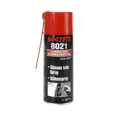 LOCTITE 8021 SILICONE LUBR. SPRAY 400ML - LT8021X00400