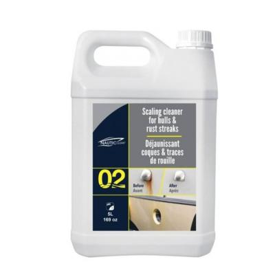 Clean Eq - Nautic Clean - Scaling Cleaner For Hulls - 2 - 5ltr