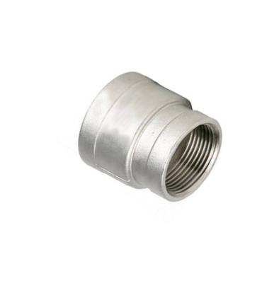 FITTINGS - S/S 316 - M/M REDUCER NIPPLE - 1/4 TO 1/8 - 50077