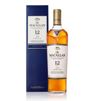 THE MACALLAN DOUBLE CASK 12YR CTN 70CL - PAF10950