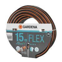 Clean Eq - Gardena - Comfort Flex Hose - 15mtr x 13mm - 18031