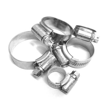 Fittings - JCS - Hi Grip - Hose Clips - S/Steel - 50MM