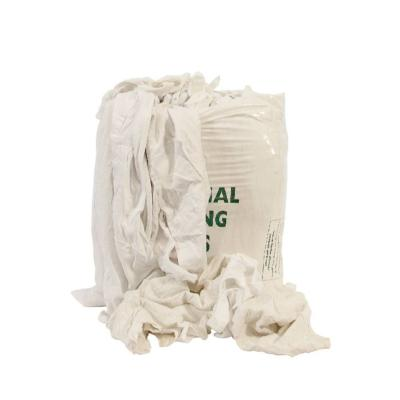 Clean Eq - Cotton Rags - White - 10kg