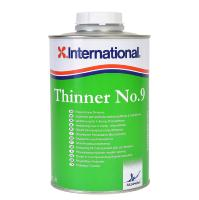 Paint Eq - International - Thinner -  No9 - 1lt