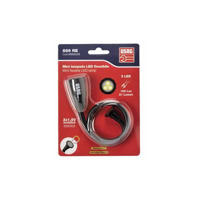 Tools - USAG - Flexible Led Lamp - 889RE