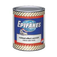 Paint Eq - Epifanes - Poly Urethane - Rubbe Varnish - 1Ltr