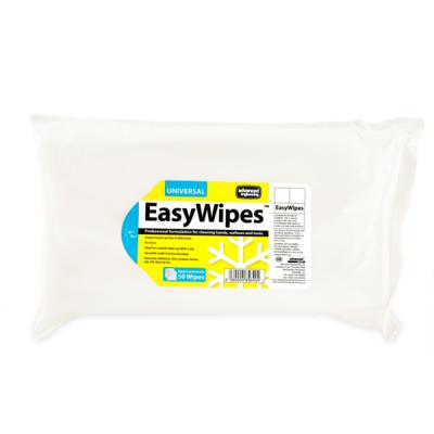 Advanced Enineering - EasyWipes - 1 pkt of 50 wipes  - S010151GB
