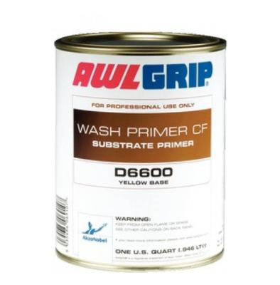 Paint Eq - Awlgrip - Wash Primer CF - Yellow Base - D6600/Q