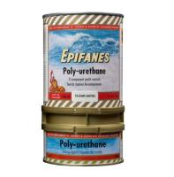 Paint Eq - Epifanes - Poly Urethane - Clear Satin - 0.75Kg