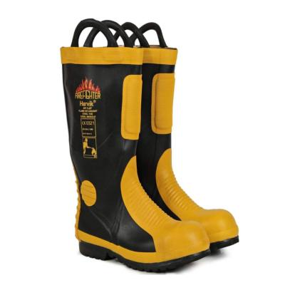 Viking - Fire Fighting Boots - Harvik - Size 47 -