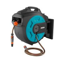 Clean Eq - Gardena - Wall Mounted Hose Box - Automatic - 15mt - 8022-20