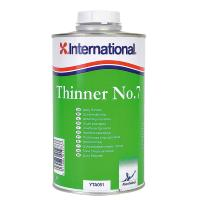 Paint Eq - International - Thinner -  No7 - 1lt