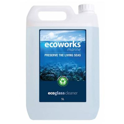 Clean Eq - Ecoworks - Glass & Chrome - EWM10111 - 5ltr