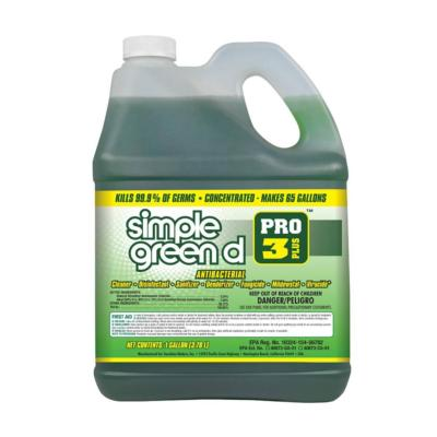 Clean Eq - Simple Green - Original - 4 Lt - 72304